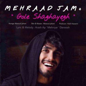 آهنگ گل شقایق از مهراد جم