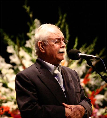 آهنگ بنفشه گل از ناصر مسعودی